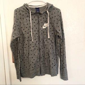 Women's Nike Zip Up Jacket